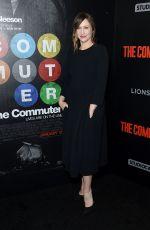VERA FARMIGA at Tthe Commuter Premiere in New York 01/08/2018