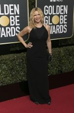 VERONICA FERRES at 75th Annual Golden Globe Awards in Beverly Hills 01/07/2018