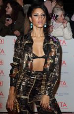 VICK HOPE at National Television Awards in London 01/23/2018
