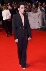 VICKY MCCLURE at National Television Awards in London 01/23/2018