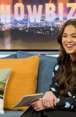 VICKY PATTISON at This Morning Show in London 01/22/2018