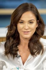 VICKY PATTISON at This Morning TV Show in London 01/02/2018