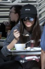 VICTORIA JUSTICE Out for Lunch in Studio City 01/17/2018