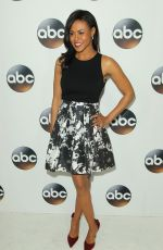 VINESSA ANTOINE at ABC All-star Party at TCA Winter Press Tour in Los Angeles 01/08/2018