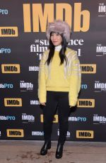 VIVA BANG at IMDB Studio at Sundance Film Festival in Park City 01/20/2018