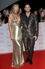 VOGUE WILLIAMS at National Television Awards in London 01/23/2018