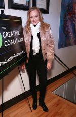 WENDI CLENDON-COVEY at 2018 Creative Coalition Women