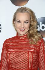 WENDI MCLENDON-COVEY at ABC All-star Party at TCA Winter Press Tour in Los Angeles 01/08/2018
