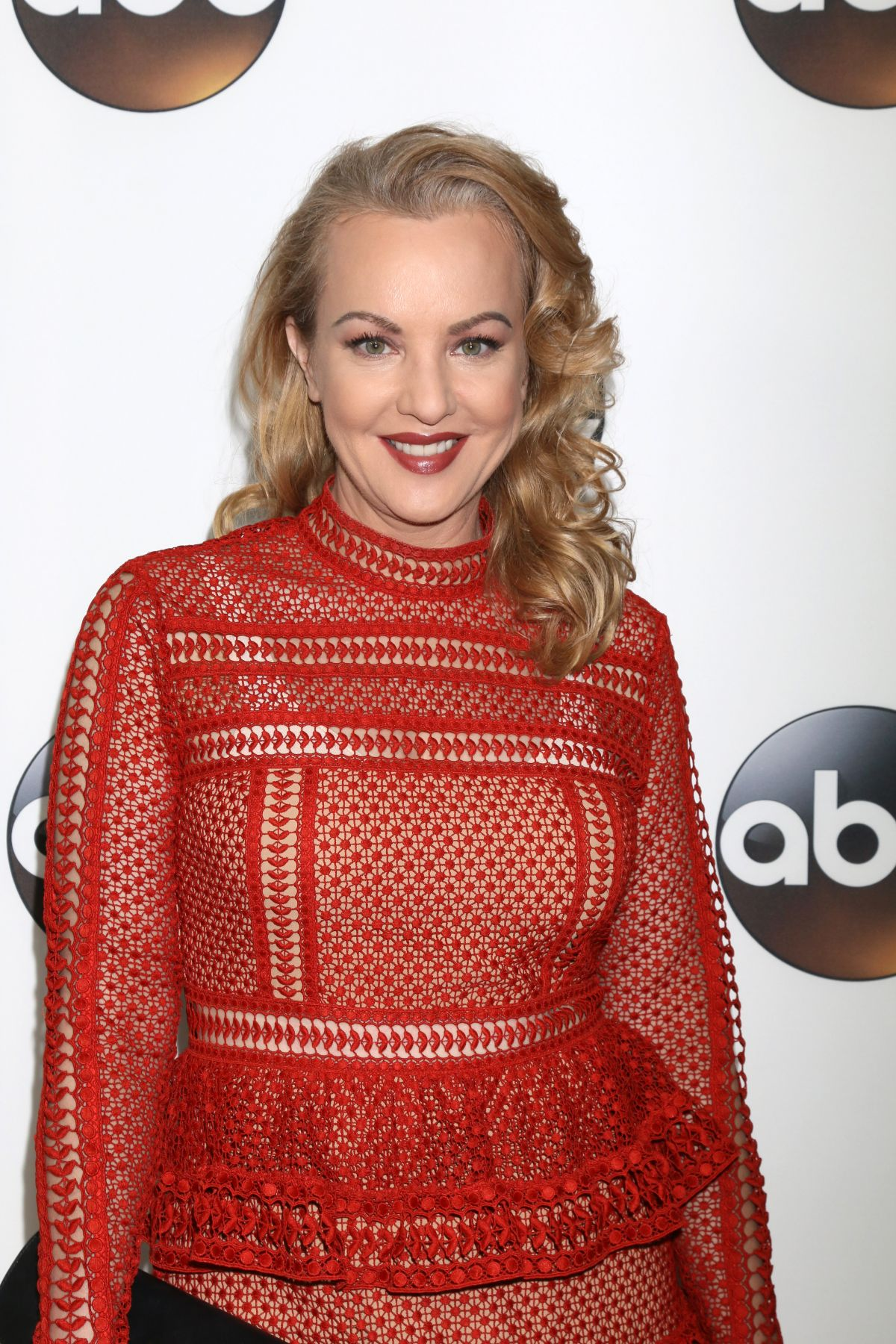WENDI MCLENDON-COVEY at ABC All-star Party at TCA Winter