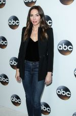 WHITNEY CUMMINGS at ABC All-star Party at TCA Winter Press Tour in Los Angeles 01/08/2018