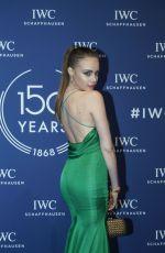 XENIA TCHOUMITCHEVA at IWC Schaffhausen Gala at SIHH 2018 in Geneva 01/16/2018