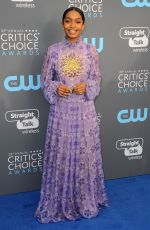 YARA SHAHIDI at 2018 Critics