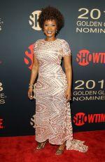 YOLANDA ROSS at Showtime Golden Globe Nominee Celebration in Los Angeles 01/06/2018