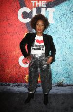 YOLANDA ROSS at The Chi Premiere in Los Angeles 01/03/2018