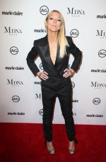 ZANNA ROBERTS RASSI at Marie Claire Image Makers Awards in Los Angeles 01/11/2018