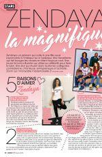 ZENDAYA COLEMAN in Cool Magazine, Canada February 2018