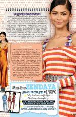 ZENDAYA COLEMAN in It Girl Magazine, February 2018 Issue