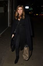 ZOE HARDMAN Arrives at Hello Love Robinsons Event in London 01/30/2018