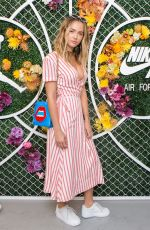 AISHA JADE at Revolve x Nike 1s Reimagined Pop-up Event in Los Angeles 02/16/2018