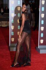 AJ ODUDU at BAFTA Film Awards 2018 in London 02/18/2018