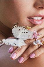 ALESSANDRA AMBROSIO for Swarovski Jewelry 2018 Campaign
