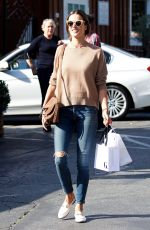 ALESSANDRA AMBROSIO Out Shopping in Los Angeles 02/01/2018