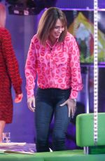 ALEX JONES at The One Show in London 02/14/2018