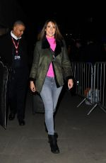 ALEX JONES Leaves BBC Studios in London 02/09/2018
