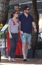 ALEX JONES Out and About in New Zealand, January 2018