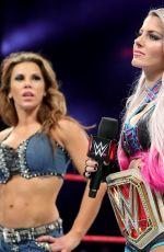 ALEXA BLISS at WWE Raw in Anaheim 02/26/2018