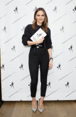 ALEXA CHUNG Interviews Maria Hatzistefanis for Launch of How To Be An Overnight Success in New York 02/06/2018