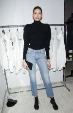 ALEXANDRA AGOSTON at V Magazine Wardements Pop-up Shop in New York 02/12/2018