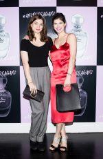 ALEXANDRA DADDARIO at Amo Ferragamo Hosted by Suki Waterhouse at New York Fashion Week 02/06/2018