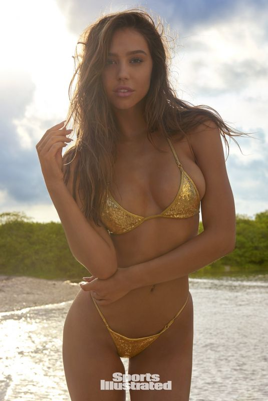 ALEXIS REN in Sports Illustrated Swimsuit 2018 Issue