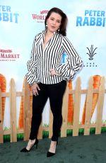 ALICIA MACHADO at Peter Rabbit Premiere in Los Angeles 02/03/2018