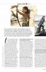 ALICIA VIKANDER in Glamour Magazine, Mexico March 2018