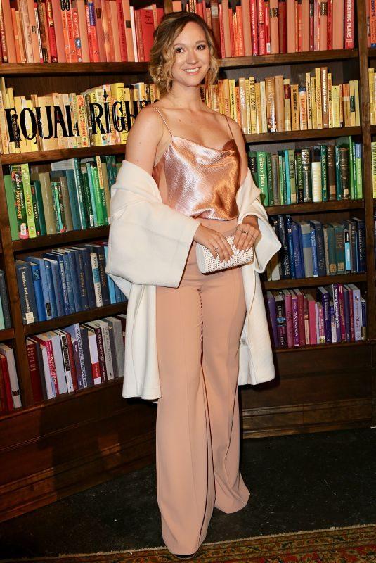 ALISHA MARIE at Alice + Olivia Fashion Show at NYFW in New York 02/13/2018