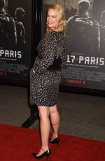 ALISON EASTWOOD at The 15:17 to Paris Premiere in Los Angeles 02/05/2018
