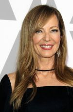 ALLISON JANNEY at 90th Annual Oscars Nominees Luncheon in Beverly Hills 02/05/2018