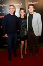ALY RAISMAN at Rolling Stone Live Super Bowl Party in Minneapolis 02/03/2018