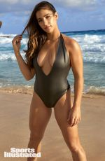 ALY RAISMAN in Sports Illustrated Swimsuit 2018 Issue