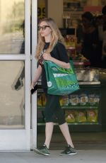 AMANDA SEYFRIED Shopping at Whole Foods in Los Angeles 02/18/2018