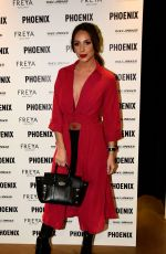 AMBER DOWLING at A Celebration of Independence Party at London Fashion Week 02/15/2018