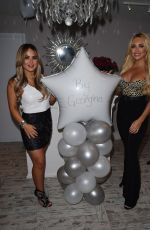 AMBER TURNER Night Out in Loughton 02/24/2018