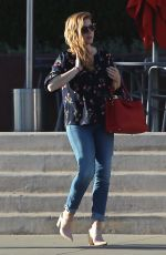 AMY ADAMS Out Shopping in West Hollywood 02/02/2018