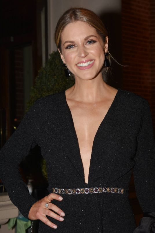 AMY HUBERMAN at IFTA Film & Drama Awards 2018 in Dublin 02/15/2018