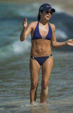 ANDREA CORR in Bikini on the Beach in Barbados 02/15/2018