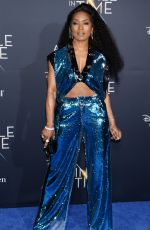 ANGELA BASSETT at A Wrinkle in Time Premiere in Los Angeles 02/26/2018