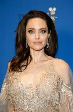 ANGELINA JOLIE at 2018 ASC Awards in Los Angeles 02/17/