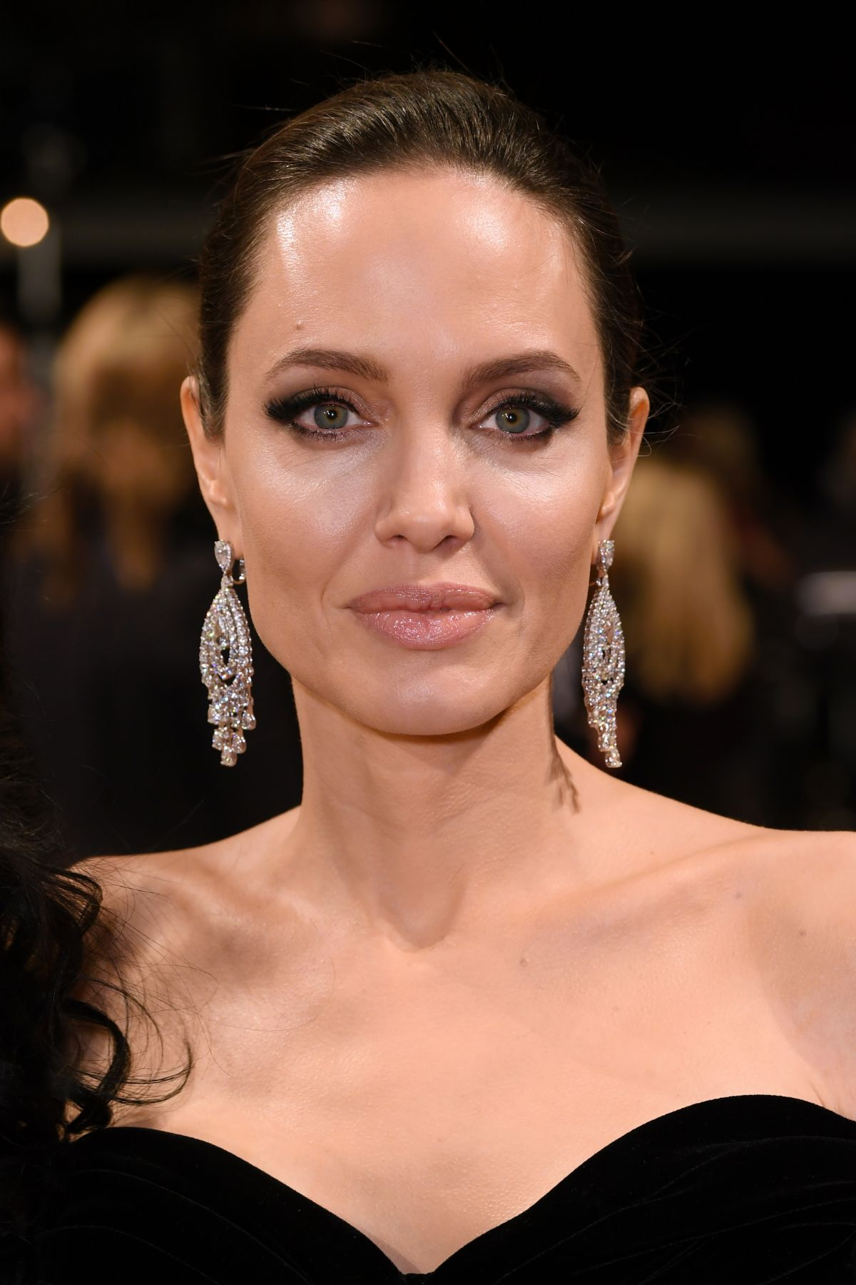 Baftas red carpet 2018: from Angelina Jolie to Lupita